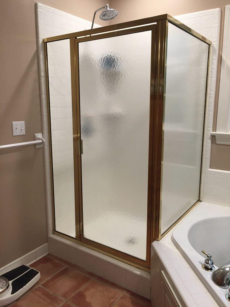 Replacement Shower Door Richmond Va / Framed vs. Frameless - Dana ...